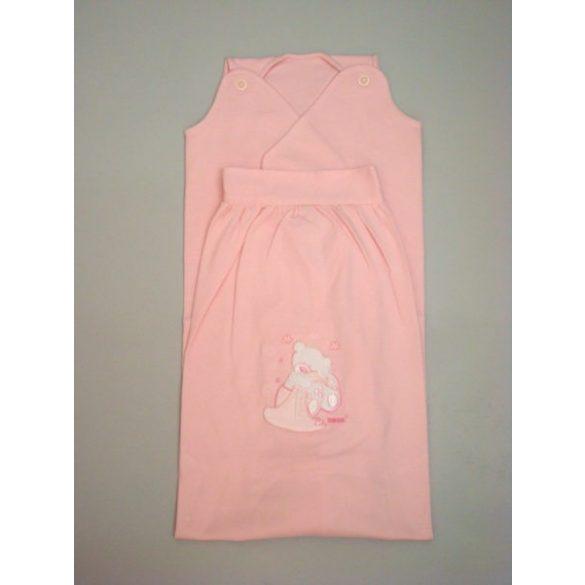 Trimex angol pólya, rózsaszín