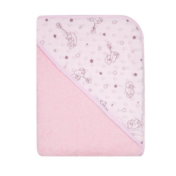 Duetbaby kapucnis  kifogó, rózsaszín