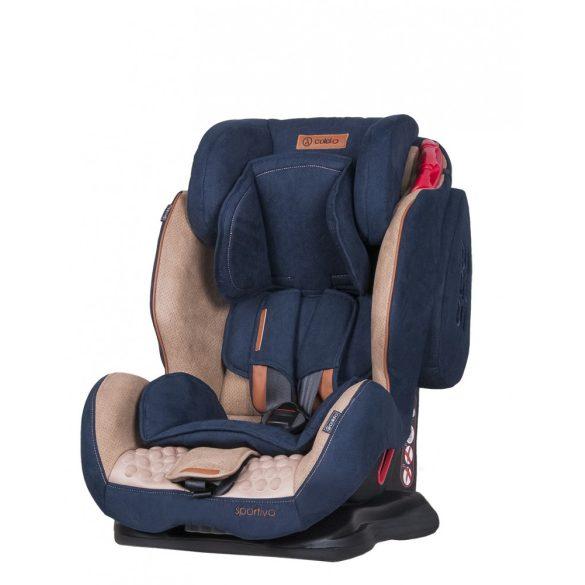 Coletto Sportivo biztonsági gyermekülés, sötét kék