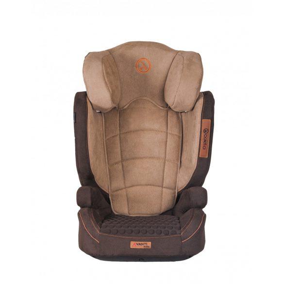 Coletto Avanti Isofix biztonsági gyermekülés, piros