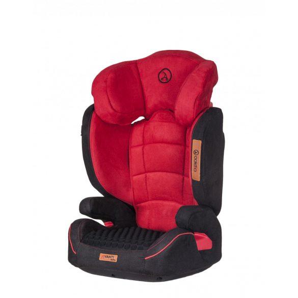 Coletto Avanti Isofix biztonsági gyermekülés, fekete