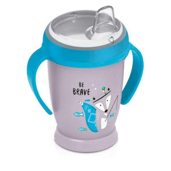 Lovi Cseppmentes itatópohár Junior 250 ml Indian Summer-Kék