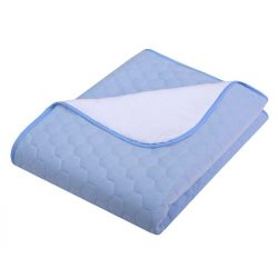 Duetbaby takaró, kék