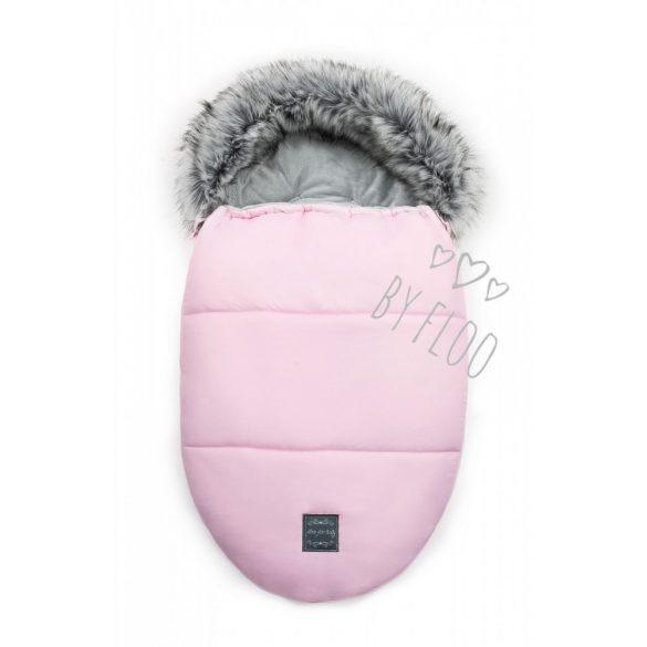 Floo szőrmés bundazsák, rózsaszín