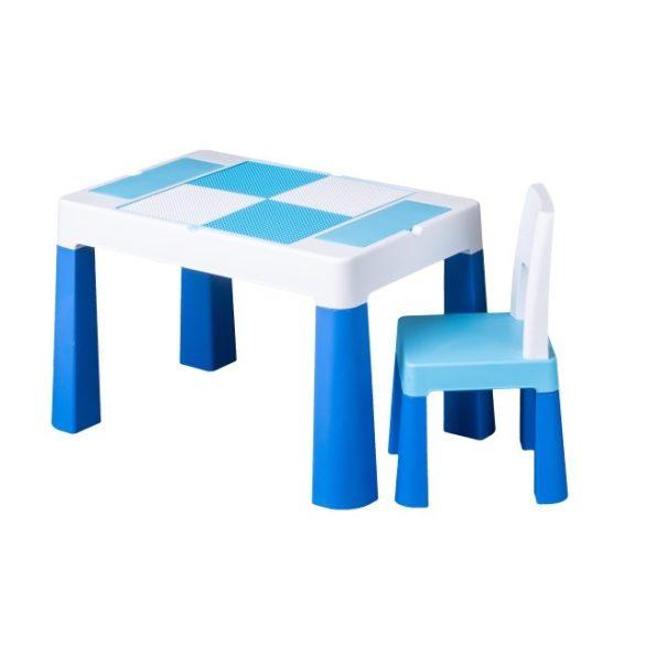 Tega Baby Multifun gyerek szett asztal és szék - Kék