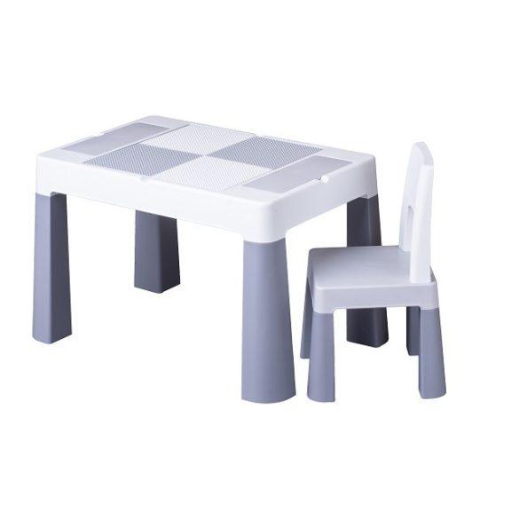 Tega Baby Multifun gyerek szett asztal és szék - Szürke
