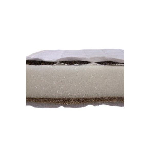 Danpol hajdina-hab-kókusz matrac