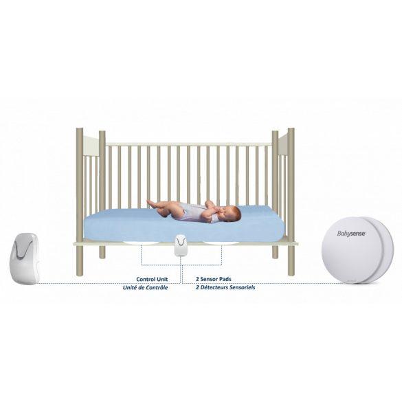 Babysense 7 dupla szenzorpados légzésfigyelő