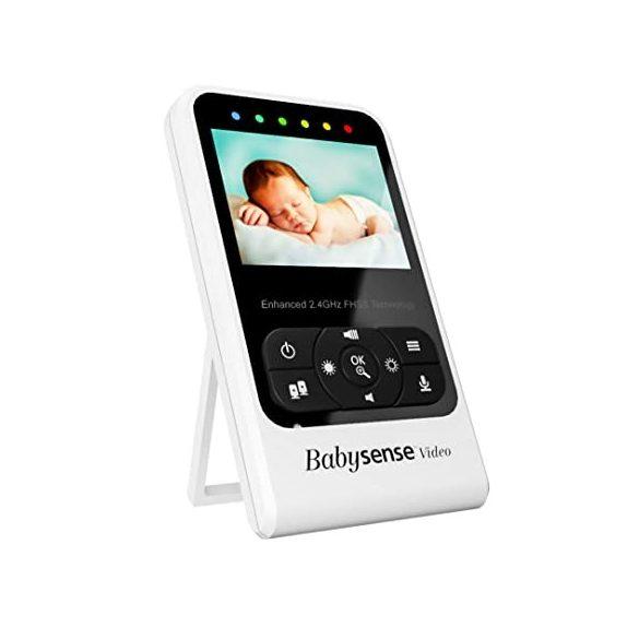Babysense V24R videós babaőrző