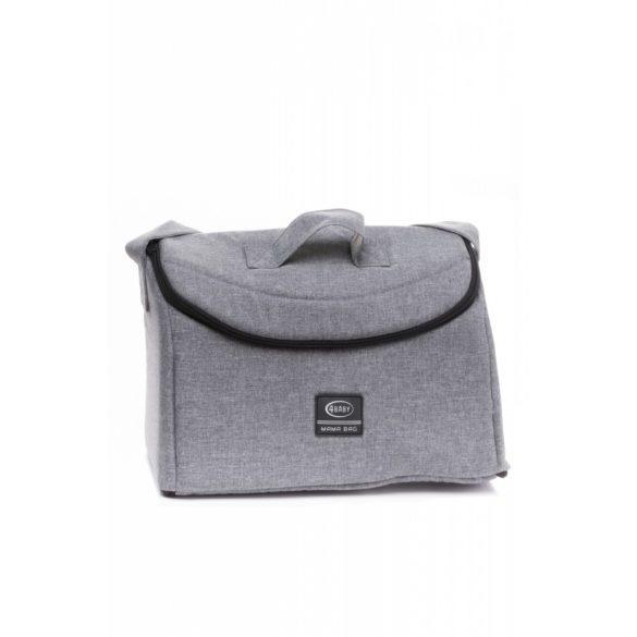 4 Baby pelenkázó táska, szürke