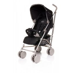 4 Baby Lecaprice sportbabakocsi, black