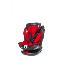 4 Baby Roto-fix biztonsági gyermekülés, piros