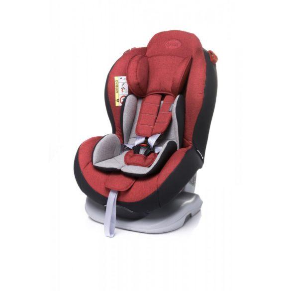 4 Baby Rodos biztonsági gyermekülés, piros