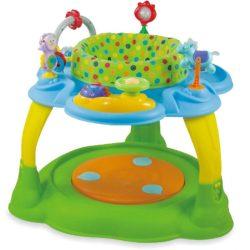 Baby Mix ugráló játék, kék-zöld