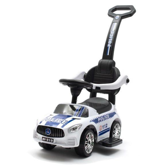 Baby Mix tolókaros bébitaxi rendőr autó