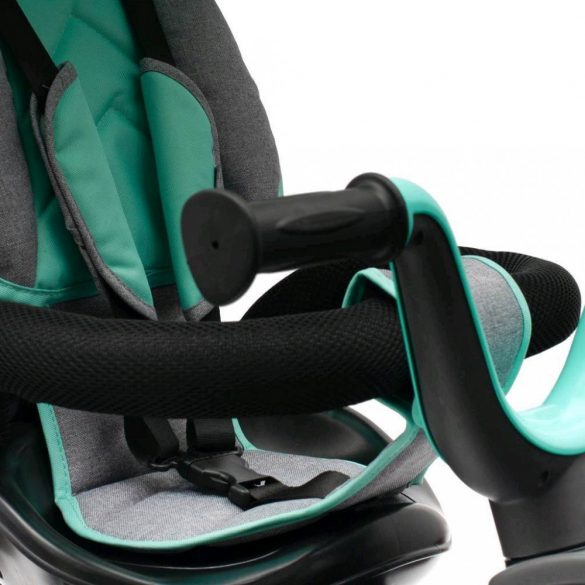 Baby Mix Tricikli 5in1 Relax Menta