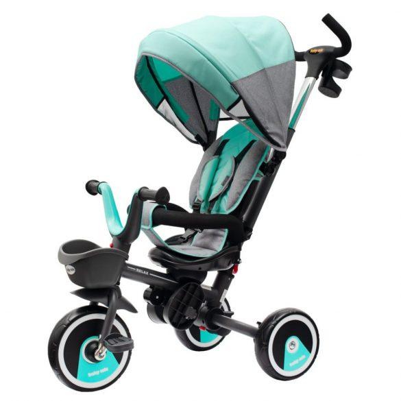 Baby Mix Tricikli 5in1 Relax Kék