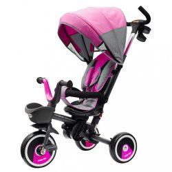 Baby Mix Tricikli 5in1 Relax Rózsaszín