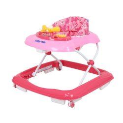 Baby Mix zenélő bébikomp - Rózsaszín