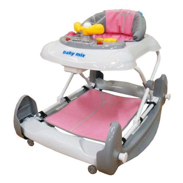 Baby Mix hintás bébikomp, rózsaszín