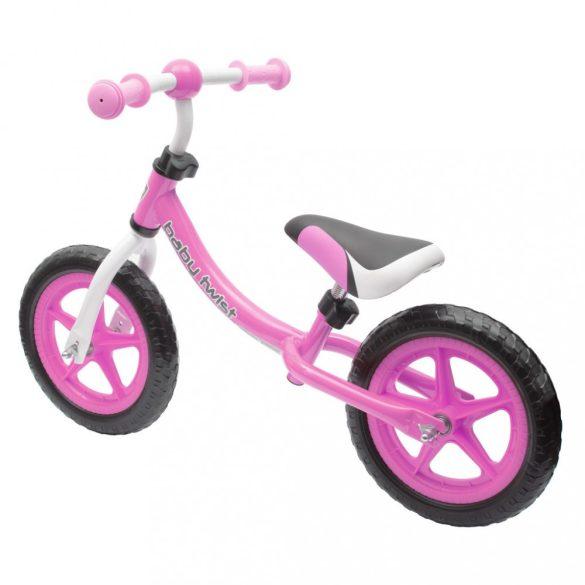 Baby Mix Twist futóbicikli-Rózsaszín