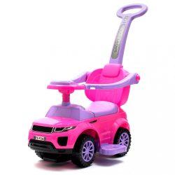 Baby Mix tolókaros bébitaxi-Pink