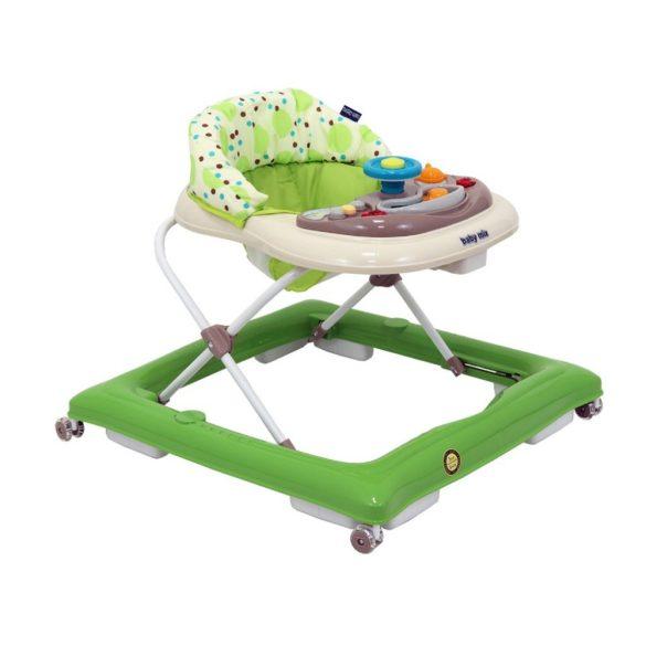 Baby Mix zenélő bébikomp - Zöld-bézs