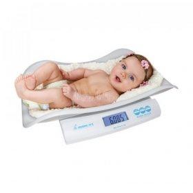 digitális csecsemő mérleg