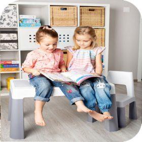asztal + szék